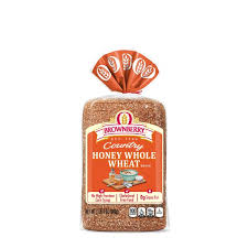brownberry arnold oroweat country honey whole wheat bread
