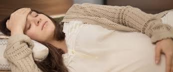 كيف أتخلص من الصداع أثناء الحمل