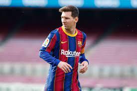 La Liga website removes Lionel Messi ...