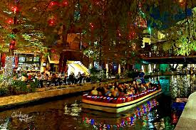 Festival Of Lights San Antonio Holiday Lights On The River Walk Free