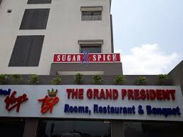 Hotel Grand President Book Virgo The Grand President Rajkot At Redbusin