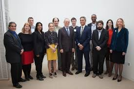 amar bose mit. current and past recipients stand with president l. rafael reif vanu bose, son amar bose mit