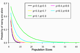 effective population size definition genetic drift