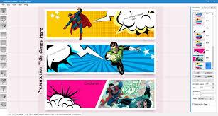 Comic Strip Template Comic Strip Template YouTube 24