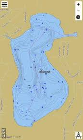 Crooked Lake Fishing Map Us_il_lcil_crooked_lake_il