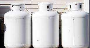 Lp Tank Size Chart Propane Gas Residential Propane Gas Tank Sizes