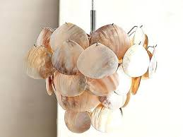 full size of creative shell chandeliers shabby chic chandelier target excellent how to make chande home