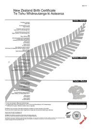 How To Make A Birth Certificate Order A Birth Certificate Nz Government