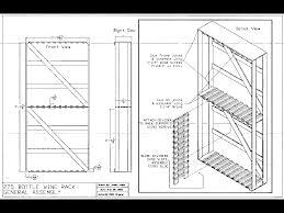wine rack cabinet plans. Nice Wine Rack Cabinet Plans N