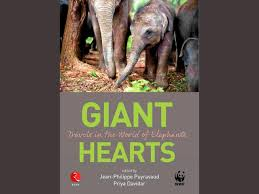 heart warming book that takes us into the world of elephants  an anthology takes us into the world of the elephant this essay by priya davidar from the book giant hearts travels in the world of elephant