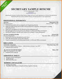 school secretary resume school secretary resume awesome