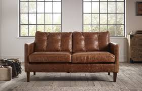 Comfy Leather Couches Mesmerizing Comfy Leather Couches I Nongzico