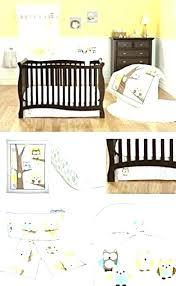 owl crib bedding sets owl crib bedding set baby crib bedding sets neutral owl baby bedding