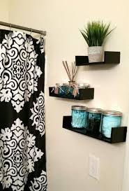 apartment bathroom ideas pinterest. Wonderful Pinterest My Daughteru0027s College Apartment Bathroom Shelf Wall DonebyK On Apartment Bathroom Ideas Pinterest A