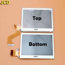 JCD 1pcs <b>Top Bottom Upper</b> Lower LCD Screen Display For ...