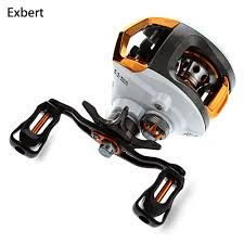 Exbert 12 + 1 Bearings High Quality Left / Right Hand <b>Water Drop</b> ...