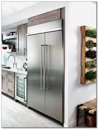 kitchenaid 48 inch panel ready refrigerator
