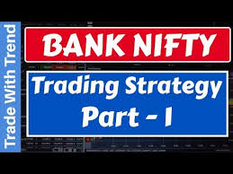 Bank Nifty Online Chart Bank Nifty Futures Trading Strategy Part 1 Basics Youtube