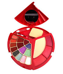 ads makeup kit contains eyeshadhow pact powder blusher and lip color at best s in india snapdeal