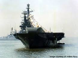 carrier ramp. ins viraat, india\u0027s only operational aircraft carrier. note the ski-jump ramp; 50-year old viraat cannot launch non-vectored thrust such as carrier ramp