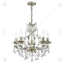 crystal chandeliers antique gold