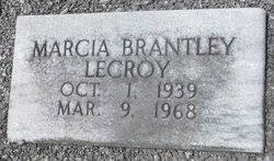 Marcia Brantley LeCroy (1939-1968) - Find A Grave Memorial