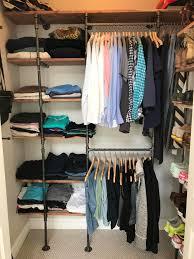 Diy Pipe Coat Rack Imposing Ideas Pipe Closet Best 100 Clothes Rack On Pinterest Diy 93
