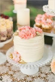 26 Small Wedding Cake Ideas Pretty Designs