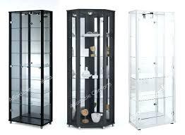 corner glass cabinet display cabinets