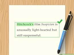 3 Ways To Cite A Movie In Apa Wikihow
