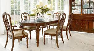 opulent furniture. Lovely Decoration Thomasville Dining Table Opulent Design With Flowers Furniture