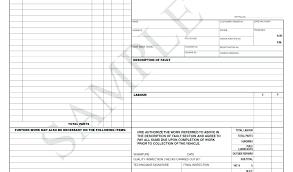 garage invoice template garage invoice download by garage invoice template kkey me