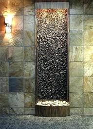 shell wall fountain iron outdoor waterfall fountains diy