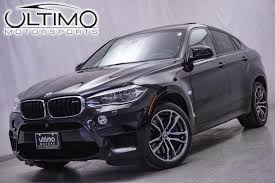Pre-Owned 2015 BMW X6 M SUV in Warrenville #UM2854 | Ultimo Motors