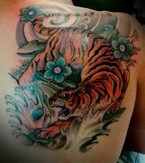Tatuaggio Tigre Significato E Immagini