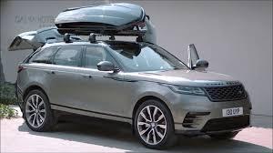 2018 land rover range rover velar interior. simple land 2018 range rover velar interior exterior and drive in land rover range velar
