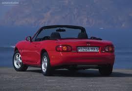MAZDA MX-5 / Miata specs - 1998, 1999, 2000, 2001, 2002, 2003 ...