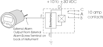cruzpro t35 and t65 temperature gauge for three zones er 1 external relay connection diagram