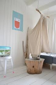 DIY: Children's Canopy Bed - Remodelista