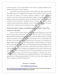 sample report on external business environment by instant essay writi   5