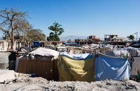 Port-au-Prince, Haiti - [GEO]