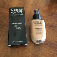makeup forever face body 32