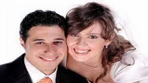 احمد صلاح السعدني وزوجته - افضل كيف
