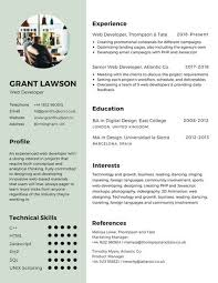 Canva Resume Mesmerizing Customize 60 Infographic Resume Templates Online Canva