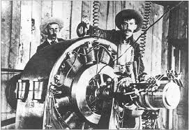 alternating current tesla. he was able to strike a deal with tesla and westinghouse build the world\u0027s first commercial grade alternating current power plant in telluride.