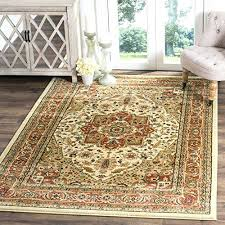 french country rugs collection traditional oriental medallion ivory and rust area rug x blue runners australia french country rugs