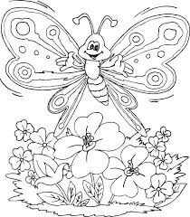 Small Picture 49 best Coloring pages Butterflies images on Pinterest Drawings