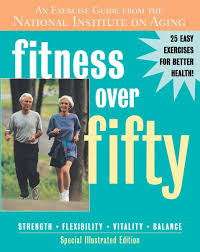 Vitality 600 Exercise Chart Fitness Over Fifty An Exercise Guide From The National
