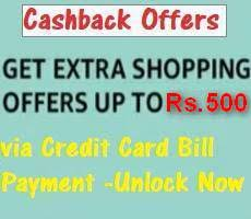 Citi cash back credit card offers cashback on movie ticket bookings, telephone bill payments, and utility bill payments made through citibank online bill pay. Amazon Credit Card Bill Pay Unlock Rs 500 200 150 100 Shopping Cashback Offer Godeal Online