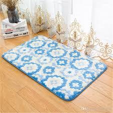 2018 soft bathroom rug for decor floor mat bed rugs for living room kitchen carpet wc mat anti slip bathroom carpet non slip rugs bath carpet from cindy668